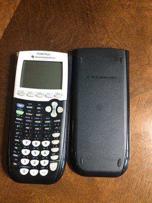 Texas Instruments TI-84 plus for Sale in Houston, TX