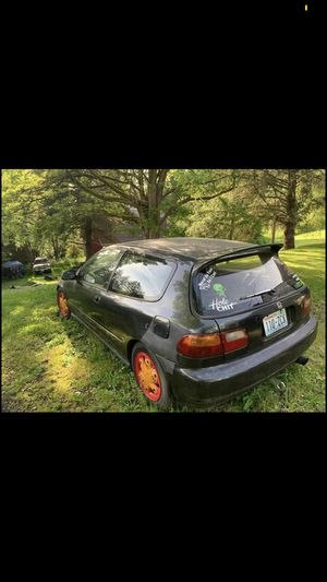 1993 Honda Civic for Sale in Kelso, WA