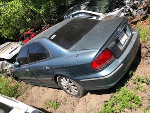 ONLY FOR PARTS HYUNDAI SONATA 2004 V6 for Sale in Orlando, FL