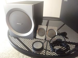 Bose Multimedia Speakers for Sale in NO POTOMAC, MD