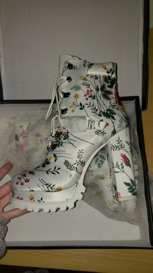 Floral boots for Sale in Vancouver, WA