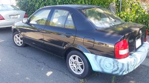 MAKE ME AN OFFER 2001 Mazda Protege + Sound system for Sale in Vallejo, CA