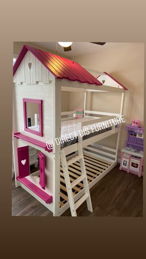 Bunk beds 40 down for Sale in Missouri City, TX