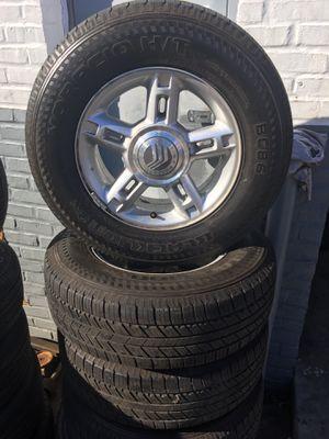 Car rims size 7 for Sale in Washington, DC