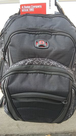 Swiss Wenger synergy backpack for Sale in Englewood, CO