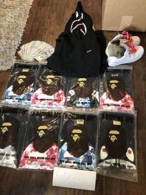 Bape Tees 100% Authentic Guaranteed for Sale in Temple City, CA