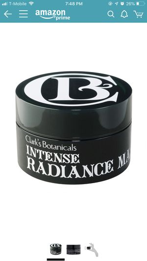 Clark's Botanical Intense Radiance Face Mask for Sale in Cleveland, OH