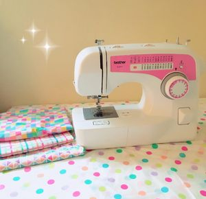 Brother XL2610 Free-Arm Sewing Machine with 25 Built-In Stitches and 59 Stitch Functions for Sale in Chicago, IL