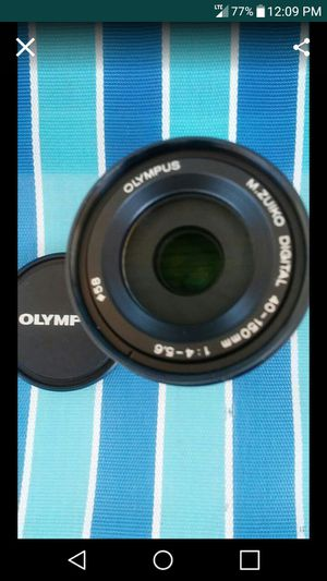 Olympus Camera Lens for Sale in Nashville, TN