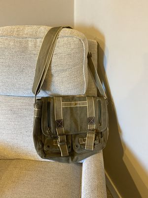 """AHMIK"" Unisex Canvas Messenger Bag for Sale in West Sacramento, CA"