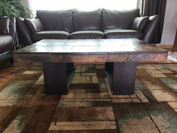 Coffee table and stand