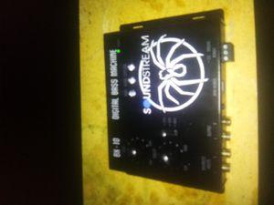Soundstream bass enhancer/ epicenter for Sale in Lake Stevens, WA