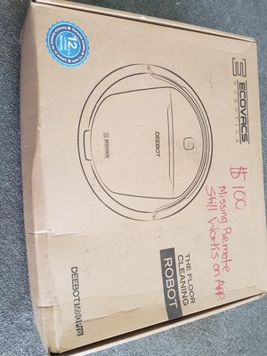 Robot vacuum for Sale in Trinity, NC
