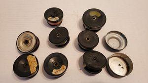 Vintage garcia fishing reel spools for Sale in Rockaway, NJ