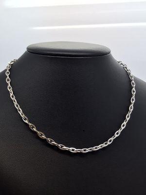14k white Gold chain new for Sale in Renton, WA