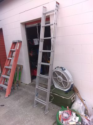 16 ft ladder for Sale in Winter Haven, FL