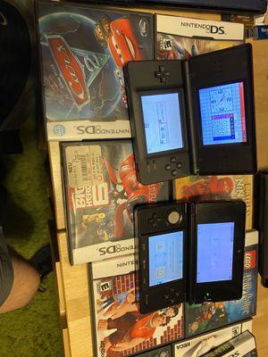 Nintendo 3Ds and. Nintendo da elite plus 9 games for Sale in Chicago, IL