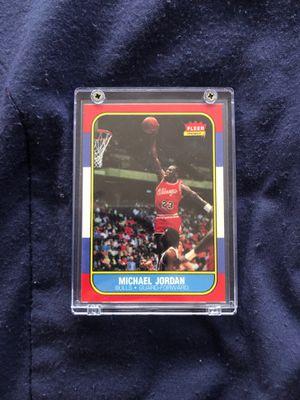 Jordan Rookie Replica Card for Sale in San Francisco, CA