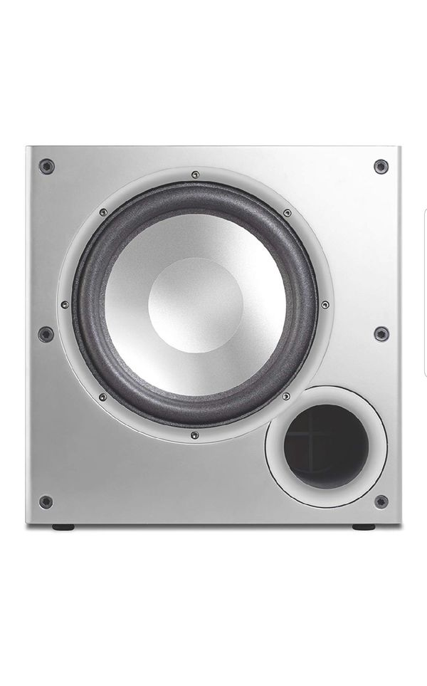"BRAND NEW Polk Audio PSW10 10"" Powered Subwoofer - Featuring High Current Amp and Low-Pass Filter 