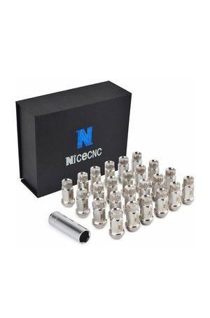 (W34) Nicecnc 24PCS 14x2.0MM T304 Stainless Steel Anti-Rust,Corrosion Wheel Lug Nuts & Tool for Sale in Hacienda Heights, CA