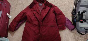 Red jacket for Sale in Castleton, IN