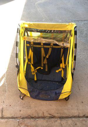 Instep double bike trailer (2kids) for Sale in San Diego, CA