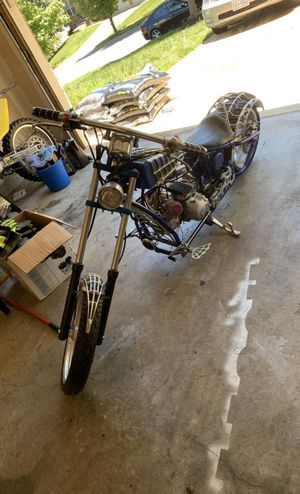 Mini chopper motorcycle for Sale in Accokeek, MD