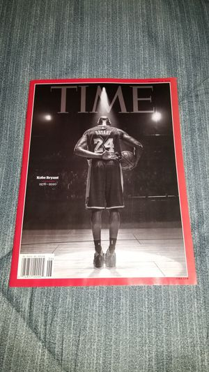 Kobe Bryant Time Magazine for Sale in Glendale, CA
