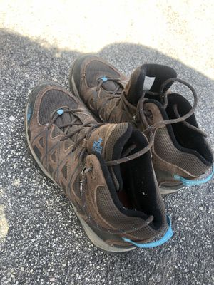 North face hiking boots size 10 (women's) for Sale in South Jordan, UT