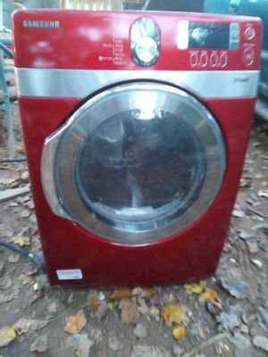 Samsung steam front load dryer for Sale in Charlotte, NC