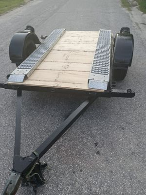 7 by 4 trailer. Ramps are not included for Sale in Auburndale, FL