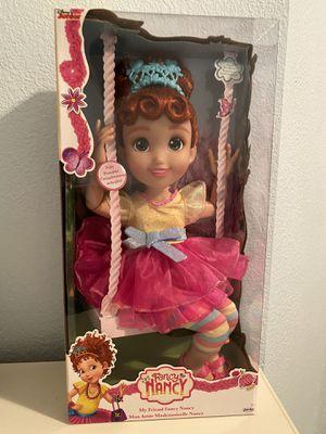 18 in Fancy Nancy Doll New for Sale in Bryan, TX