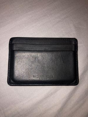 Black Micheal Kors Card Holder for Sale in Denton, TX