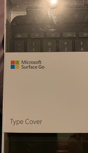 Microsoft Surface go Type cover for Sale in Wiggins, MS