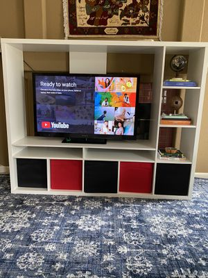 Ikea tv stand for Sale in Rancho Cordova, CA