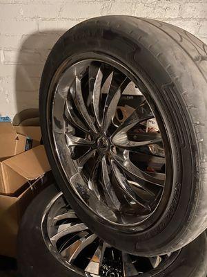 Wheels for Sale in Bakersfield, CA