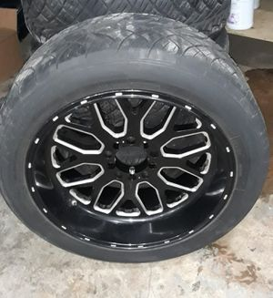 Rims set. for Sale in Staten Island, NY
