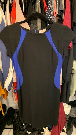 love...addy black and blue work dress M for Sale in Washington, DC