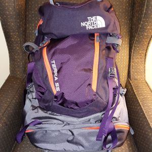 North face Terra 55 Backpack for Sale in Normandy Park, WA