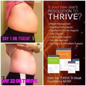 Thrive wearable nutrition for Sale in Abbeville, GA