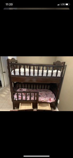 Twin bunk beds for Sale in Los Angeles, CA