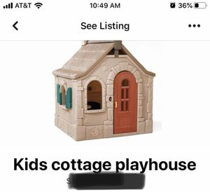 Cottage Playhouse for Sale in Chicago, IL