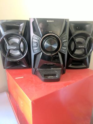 Sony stereo/iPod dock/CD player for Sale in Portland, OR