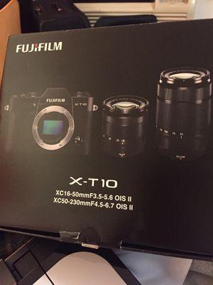 Fujifilm XT10 for Sale in Martinez, CA