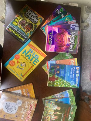 Nice book lot for kids for Sale in Porter, TX