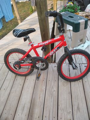Boys bike 16 inches for Sale in Charlevoix, MI