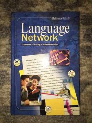 Language network textbook for Sale in Springfield, VA