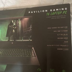 HP Pavilion Gaming Laptop 16 for Sale in Tolleson, AZ