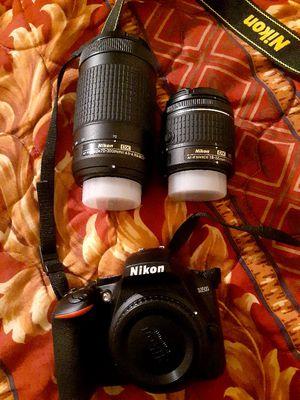 Nikon dslr camera + 64g memory card for Sale in Richmond, VA