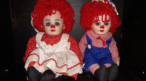 Marie osmond collectable rag dolls for Sale in Oldsmar, FL